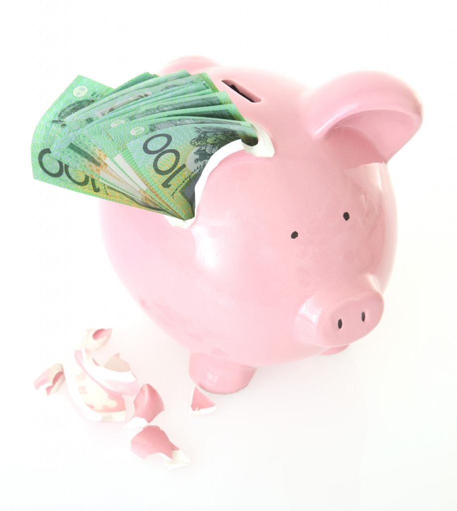 saving coin bank